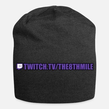 Twitch twitch.tv/the8thmile - Beanie