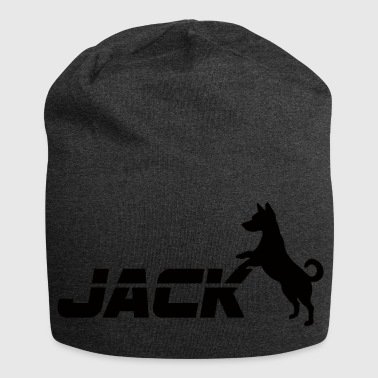 Dog / Jack Russell: Jack - Jersey Beanie