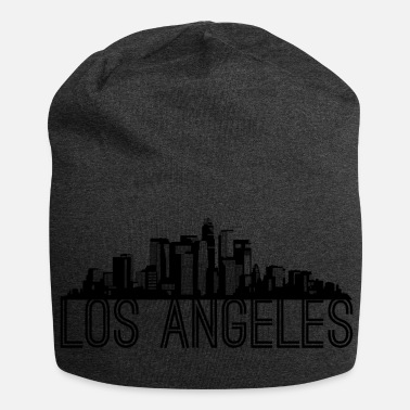 Los Angeles Los Angeles - Beanie in jersey