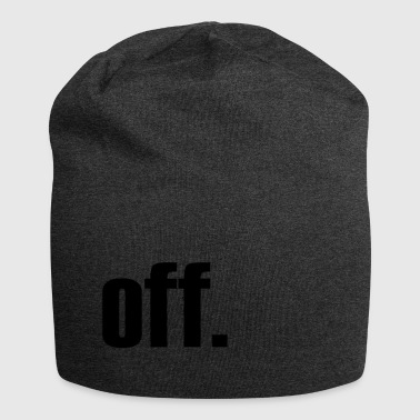 Off off - Jersey-Beanie