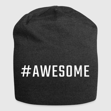 #AWESOME - Jersey-Beanie