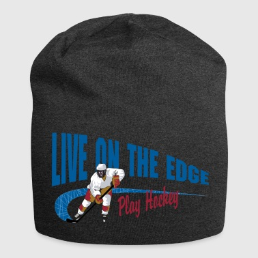 Jouer Hockey Live On The Edge - Bonnet en jersey