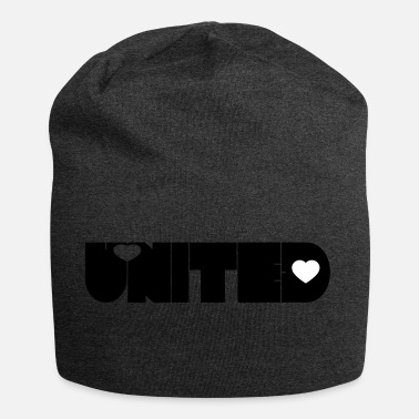United UNITED - Beanie in jersey