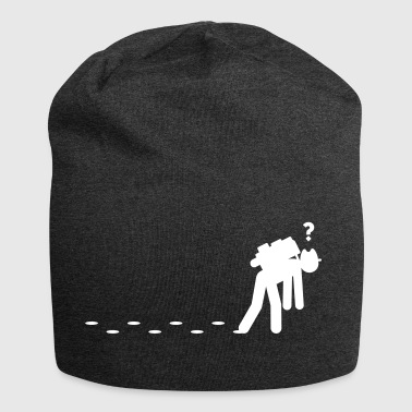 Tramp A Confused Wanderer - Jersey Beanie