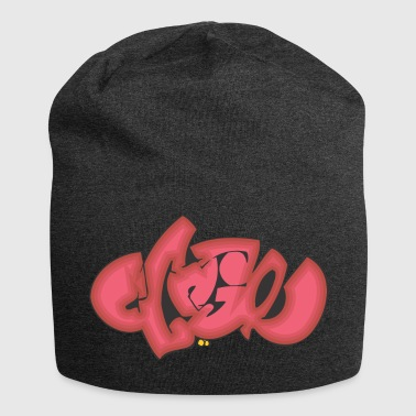 Closed closed graffiti - Jersey Beanie