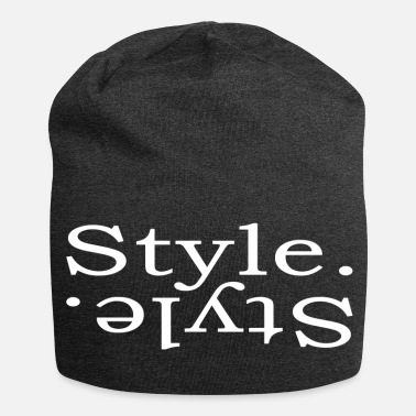 Style Style. - Jersey-Beanie