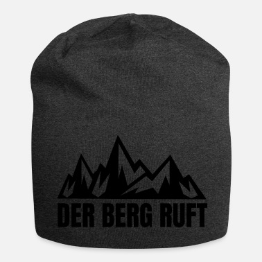 Carinthia The mountain is calling - Wander - Jersey Beanie