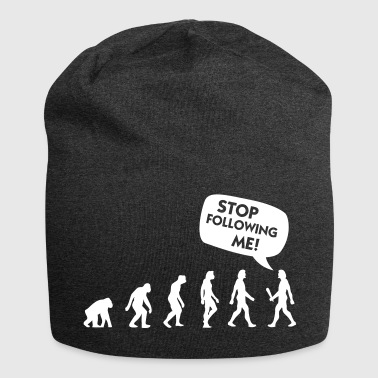 The Evolution Of A Stalker - Jersey Beanie