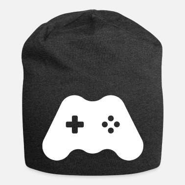 Controller controller White - Jersey-Beanie