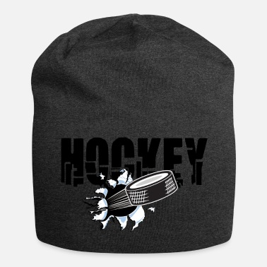 Puck HOCKEY PUCK - Beanie in jersey