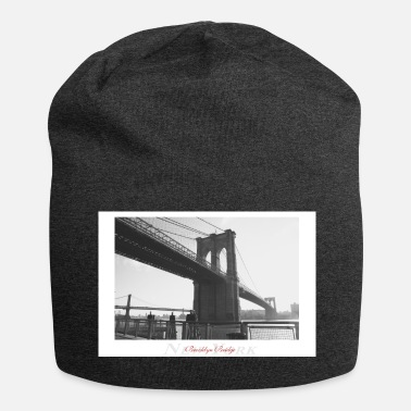 Brooklyn Bridge Brooklyn Bridge (Poster) - Jersey-Beanie