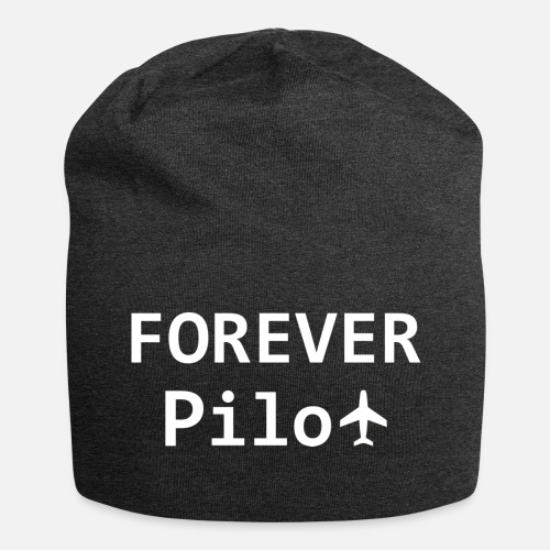 Forever pilot - Beanie. Front 581c05912ca