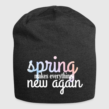 Spring Break / Spring Break: Spring Rende Everythin - Beanie in jersey