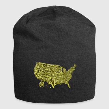 USA Stater - Jersey-beanie