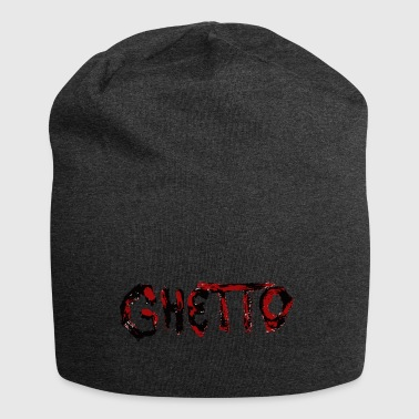 Ghetto GHETTO - Beanie in jersey