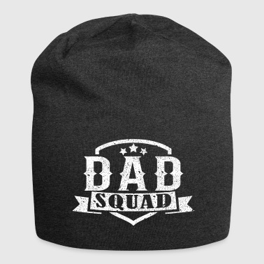 DAD SQUAD - Beanie in jersey