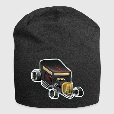 Pinstriping Hot Rod, gift - Jersey Beanie