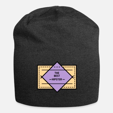 Hipster  The Best Hipster - Beanie ca7c93d4ee9
