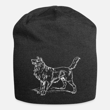 Borderlands Border Collie - Bonnet en jersey