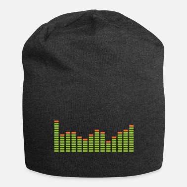 Equalizer Equalizer ontwerp - Jersey-Beanie
