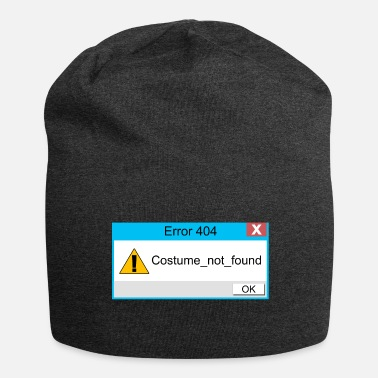 Found Costume not found - Jersey Beanie