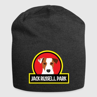 Dog / Jack Russell: Jack Russell Park - Jersey Beanie