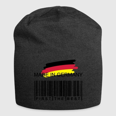 Tramp Germany First Flag - Jersey Beanie