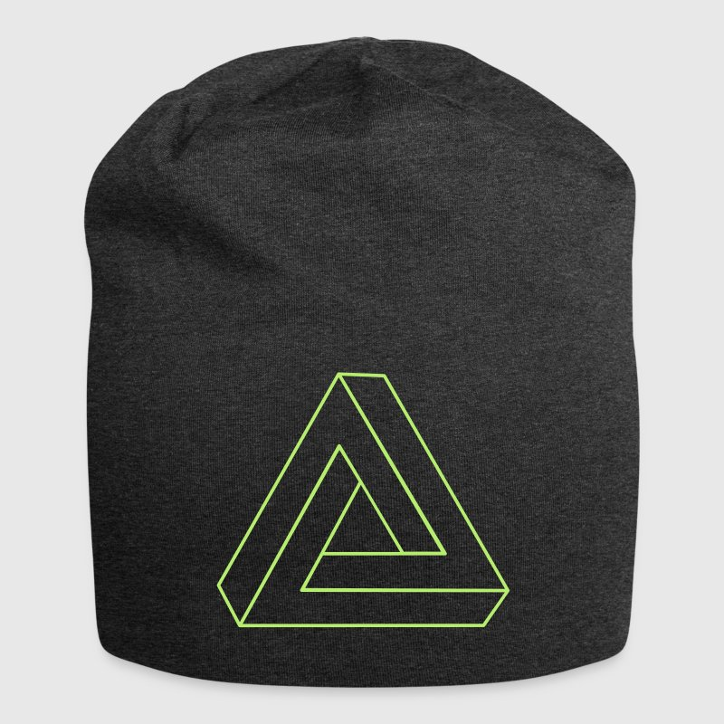Impossible Triangle 3D - Bonnet en jersey