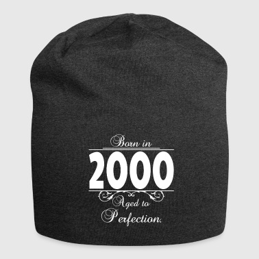 Born-in-Age-2000 Birthday - Jersey Beanie