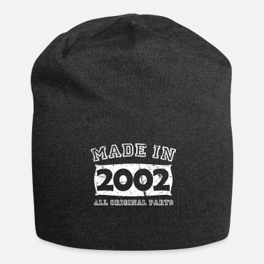 Anno Di Nascita Anno di nascita nascita anno 2002 - Beanie in jersey