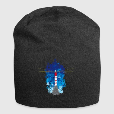 Lighthouse lighthouse - Jersey Beanie