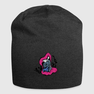 Mouth mouth - Jersey Beanie