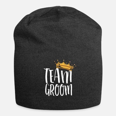 Groom Team Groom / Team Groom - Bonnet en jersey