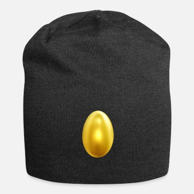 Gold Golden Gold Goldenes Egg Ei - Beanie