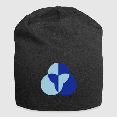 Colors circles - Jersey Beanie