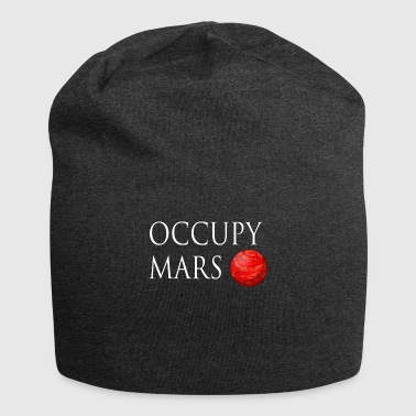 Occupy March Space - Jersey Beanie