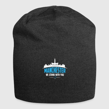 MANCHESTER WE STAND WITH YOU - Jersey Beanie