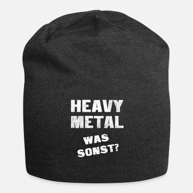 Heavy Heavy Metal was sonst! Heavy Metal T-Shirt - Beanie