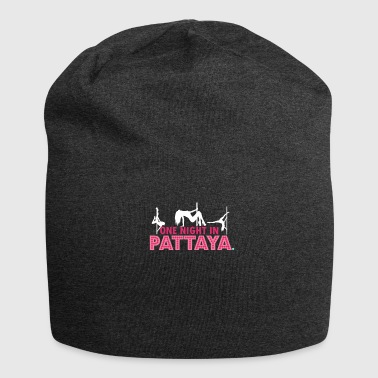 on night in pattaya - Jersey Beanie