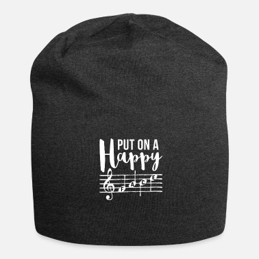 Music Sheet music Put on a happy face - Beanie