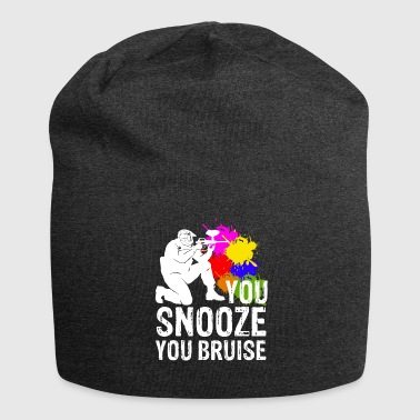 Speedball Snoring means pain paintball speedball - Jersey Beanie