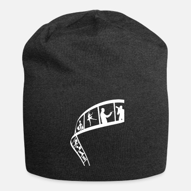 Strip Film Strip - Jersey-Beanie