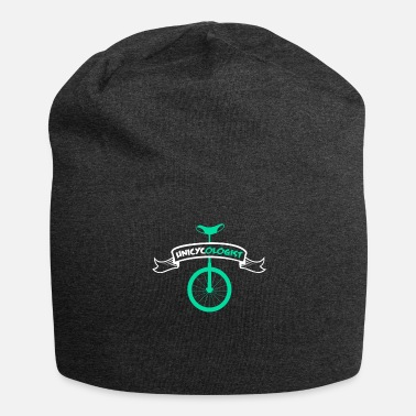 Unicycle unicycle - Jersey Beanie
