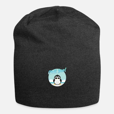 Bros Before Hoes chill bro - Jersey Beanie