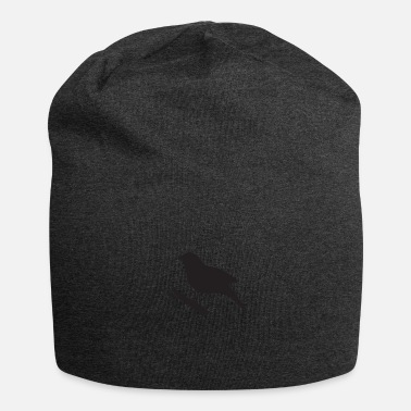 Uccello Canarino - uccello - uccello - uccelli - Beanie in jersey