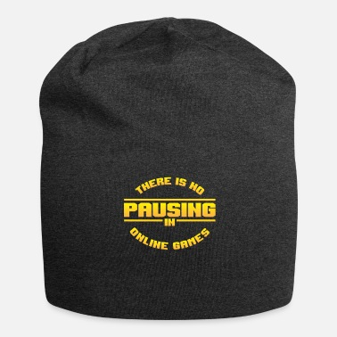 Online Gaming There is no break for online games - Jersey Beanie