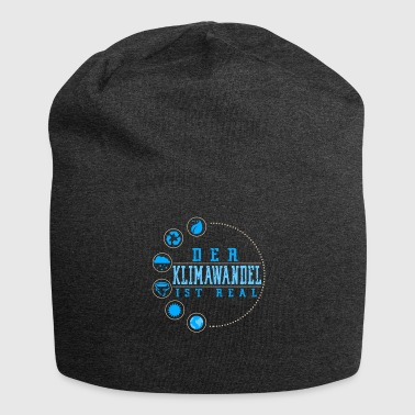 The climate change - Jersey Beanie