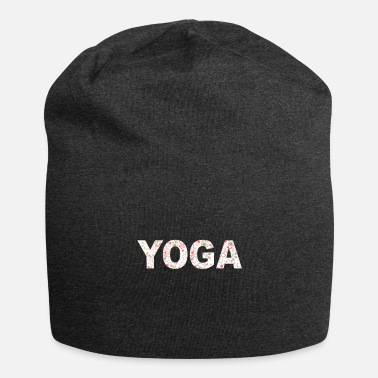Health Yoga India Peace Health - Bonnet en jersey