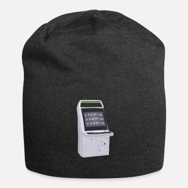 Retrogaming Retrogaming Japanese Slot Machine - Jersey Beanie