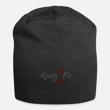 Writing Kung Fu Writing - Jersey-Beanie